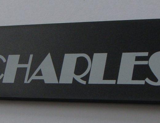 Logo 2CV6 CHARLESTON