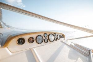 Aufkleber für Boote und Yachten - Logo und Embleme für die nautische Industrie
