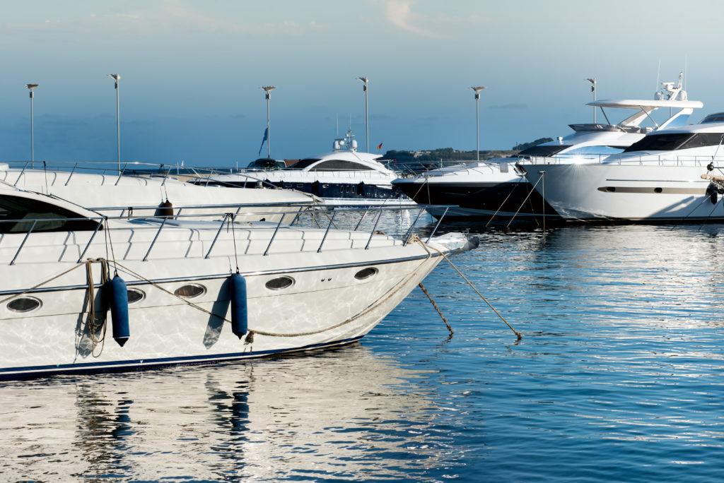 Distinctive boat labels - Nautical emblems and logos