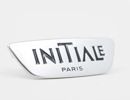 Pad-printed logo INITIALE PARIS