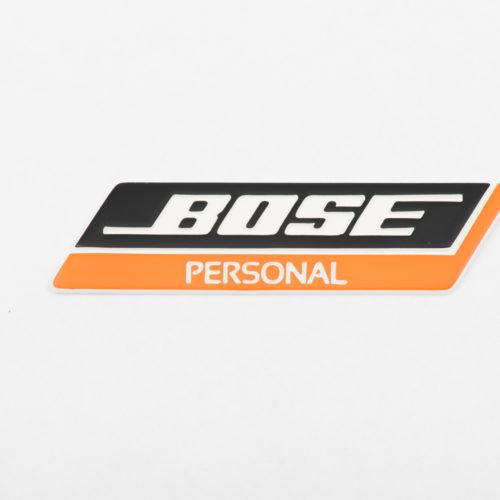 Logos, emblèmes et monogrammes en relief - BADGE AILE LONGSTONE BADGE BOSE