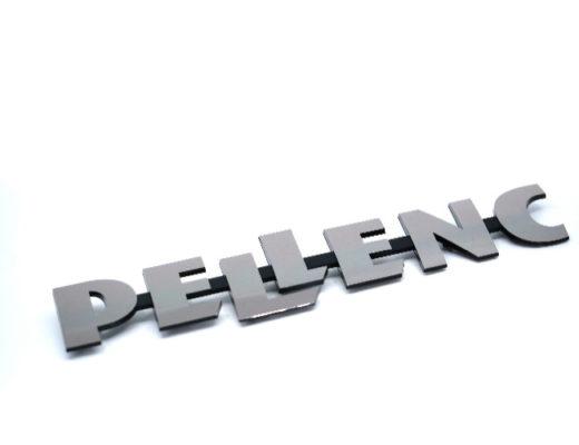 LogoPELLENC : technique de marquage à chaud