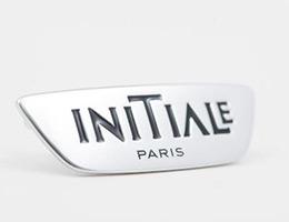 Monogramme voiture Initialie Paris
